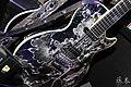 Sugizo's ESP guitar, X-JAPAN - BACKSTAGE (6164786556).jpg