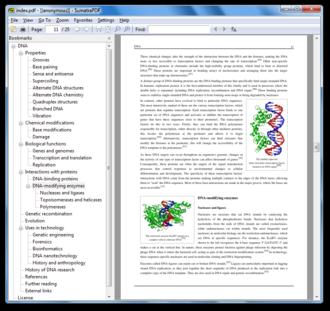 Sumatra PDF - Image: Sumatra PDF 2
