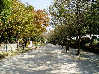 Sumida Park - Image: Sumida Park