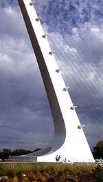West Sacramento Ca >> Sundial Bridge at Turtle Bay - Wikipedia