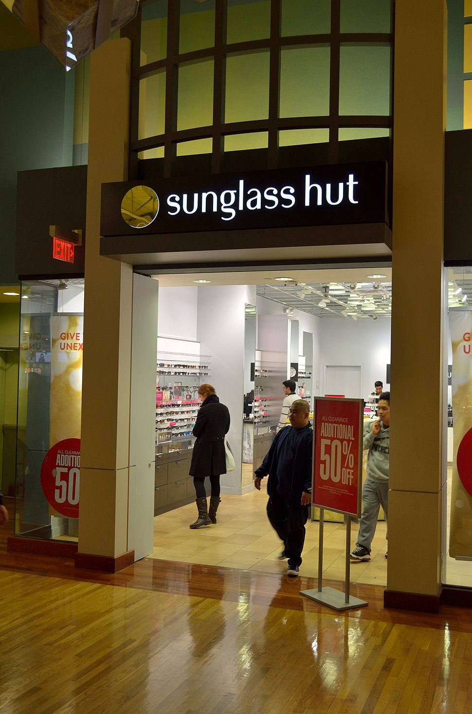 1fa8b253ed SunglassHutVaughanMills-DLighting. SunglassHutVaughanMills-DLighting. Sunglass  Hut ...