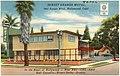 Sunset Orange Motel, 7001 Sunset Blvd., Hollywood, Calif., in the heart of Hollywood- near NBC- CB- RKO Earl Carroll's- Brown Derby- Studios (80346).jpg