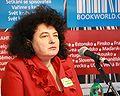 Svět knihy 2010 - Anželina Penčeva.JPG