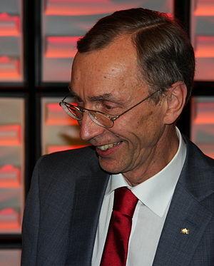 Svante Pääbo - Svante Pääbo in 2014