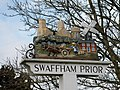 Swaffham Prior Village Sign - geograph.org.uk - 1181805.jpg