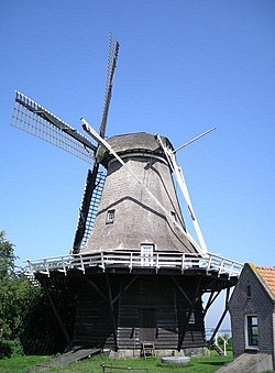 Sweachmermolen at Boornzwaag