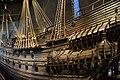 Swedish warship Vasa, sank 1628, Vasamuseet, Stockholm (31) (35872469650).jpg