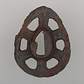 Sword Guard (Tsuba) MET 17.229.37 001may2014.jpg