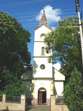 L'église catholique Saint-Michel-Archange à Mihajlovo