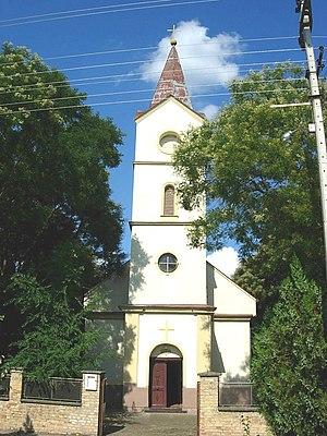 Mihajlovo - Saint Michael the Archangel Catholic Church.