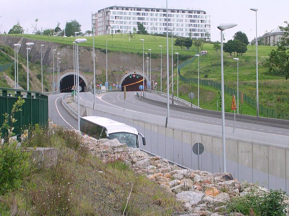 Túnel de Eirís