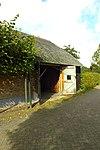 foto van Kempische langgevelboerderij, geheel in traditionele vormgeving