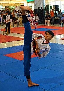 Taekwondo - Wikipedia