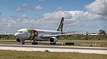 TAP A330-200 just arrived at Lisbon airport (47555945131).jpg
