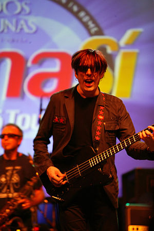 The Psychedelic Furs - Tim Butler in 2006