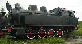 ET7型蒸汽机车