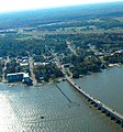 TMSP - Old Wharf and Pipeline Jetty aerial view - Tappahannock on the Rappahannock River - panoramio.jpg