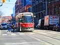 TTC streetcars on King, 2016 0420 (13).JPG - panoramio.jpg