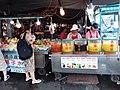 TW 台灣 Taiwan 新台北 New Taipei 萬里區 Wenli District 野柳 Yehliu outdoor market 港東路 August 2019 SSG 01.jpg