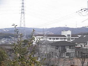 四條畷市立田原小学校 - Wikipedia