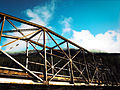 Taiya River Bridge, Dyea, Alaska (13582530635).jpg