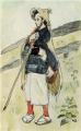 TakehisaYumeji-1909-Climbing Mt Fuji.png