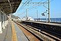 Takinochaya Station platforms 2019-11-15 (49765320118).jpg