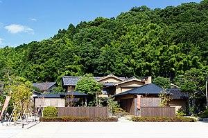 Nakai (vocation) - A typical ryokan