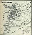 Tammisaari map early 20. century.jpg