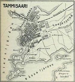 Tammisaaren Vankileiri