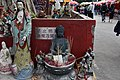 Taoist and Buddhist deities at Lam Tsuen, New Territories, Hong Kong (1) (32876839586).jpg