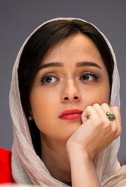 L'actrice iranienne Taraneh Allidousti.