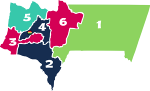 Tarija Department - Provinces of Tarija