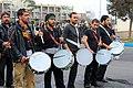 Tasu'a Mourning-Shia muslim in qom عزاداری روز تاسوعا در قم 09.jpg