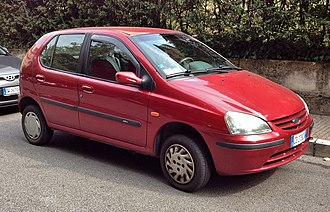 Tata Motors - Tata Indica (first generation)
