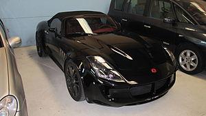 Tauro Sport Auto Spider V8 front