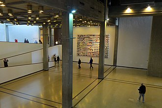 Tel Aviv Museum of Art - Tel Aviv Museum of Art, December 2013