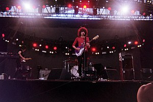 Temples (band) - Temples performing at Coachella in 2014
