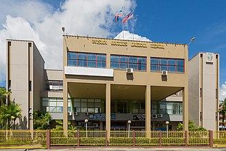 Tenom District - Tenom District Council office.