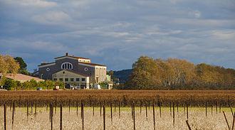 Thézan-lès-Béziers - The winemaking cooperative.