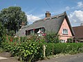 Thatched cottage, Little Ditton - geograph.org.uk - 2156032.jpg