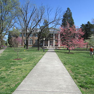 Maryville College - Image: Thaw Hall at Maryville College (Maryville, TN, USA)