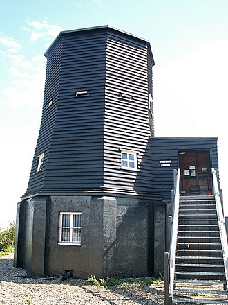 Orfordness Beacon - The Orfordness Beacon as it appears today.