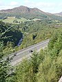 The A9 goes through Pass of Killiecrankie - geograph.org.uk - 1499836.jpg