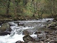 The Afon Afan, Cymmer - geograph.org.uk - 1001060.jpg
