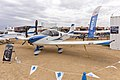 The Airplane Factory Sling 2 (VH-VWD) on display at the 2019 Australian International Airshow.jpg
