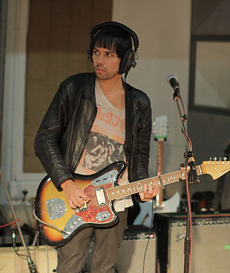 Ryan Jarman - Ryan Jarman at Abbey Road Studios, London, October 2011