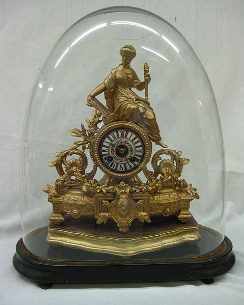 File:The French Ormolu Clock.JPG