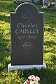 The Grave of Charles Causley in St Thomas Churchyard - geograph.org.uk - 323515.jpg