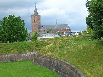 Naarden - The Great Church